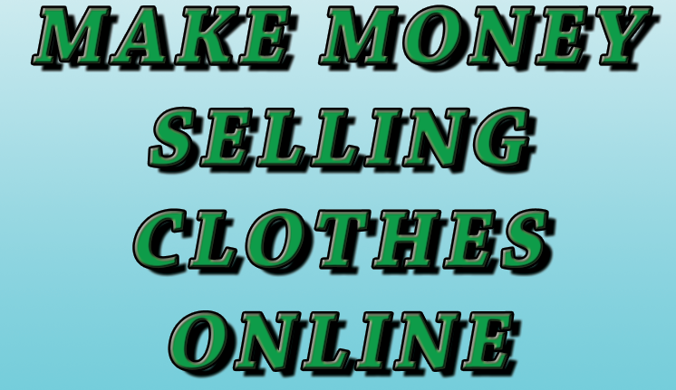 Selling new clothes online