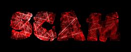 Scam Logo