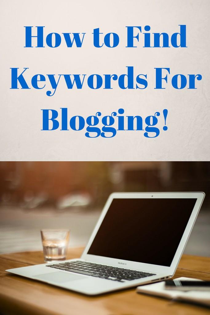 Blogging Keywords