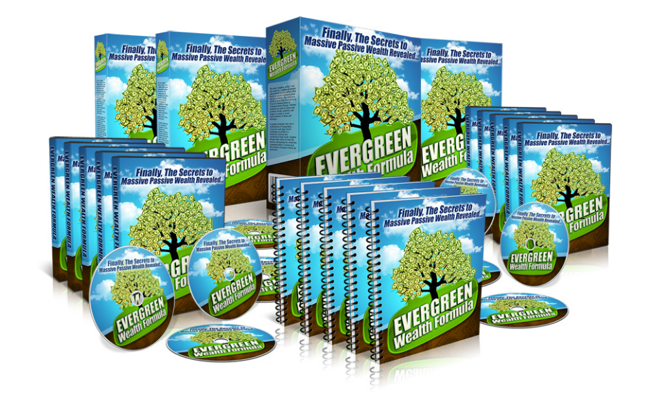 Image result for Evergreen Wealth Formula