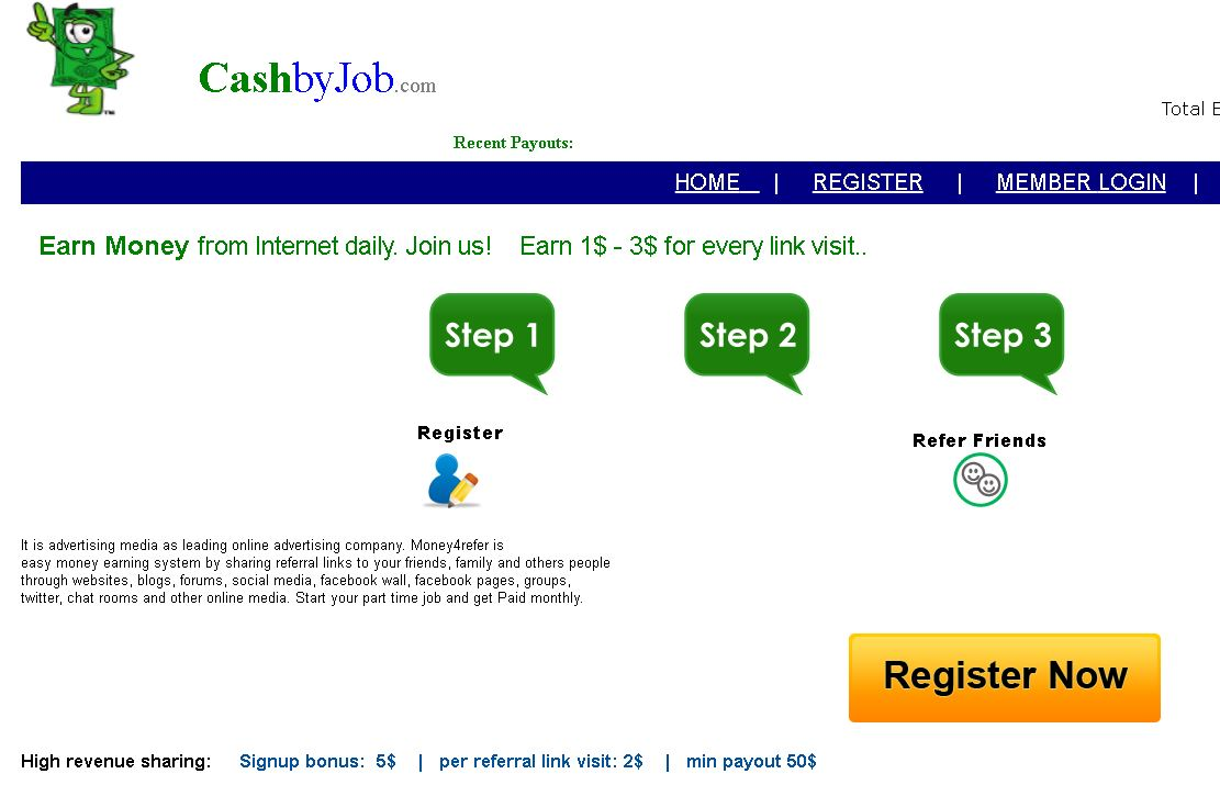 Cash By Job Is A Scam! How To Get Paid! - Family Time Income