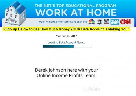Online Income Profits Review
