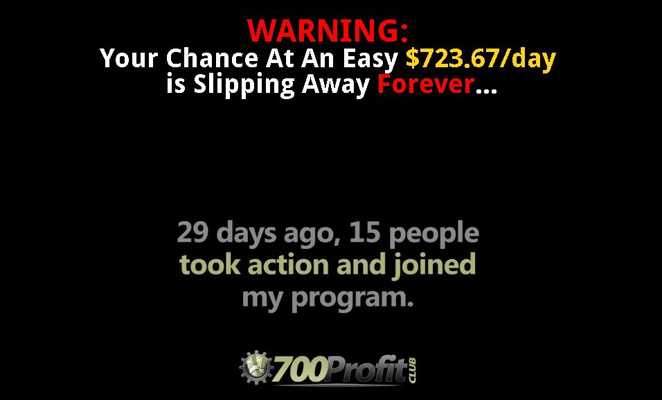 What is the 700 profit club