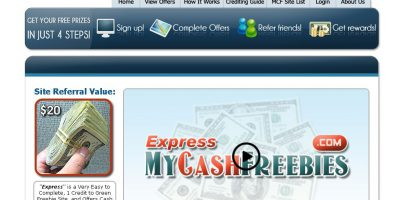 Is Express My Cash Freebies A Scam?