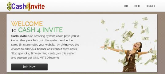 What is cashforinvite