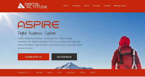 What Is Digital Altitude Aspire