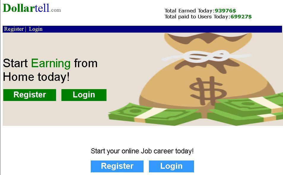 Is Dollartellcom a scam?