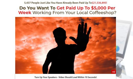 Coffee Shop Lifestyle Secret Scam Review
