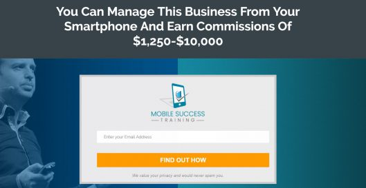 Mobile Success Training Scam Review