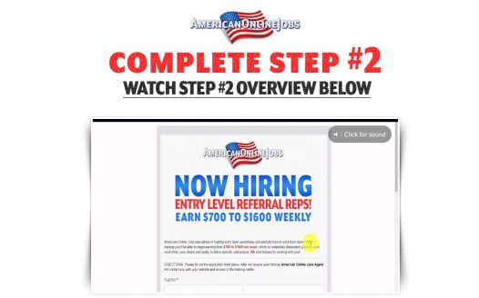 American Online Jobs Scam Review
