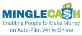 Mingle Cash Logo