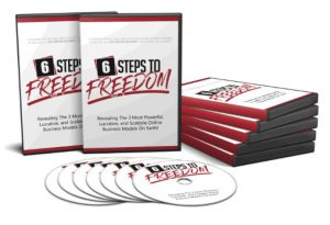 6 Steps To Freedom