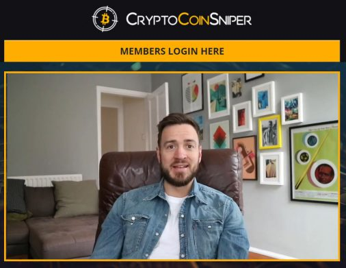 Crypto Coin Sniper Paid Actor
