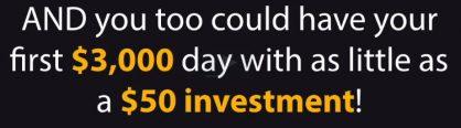 Crypto Coin Sniper Income