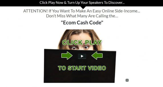Ecom Cash Code Scam Review