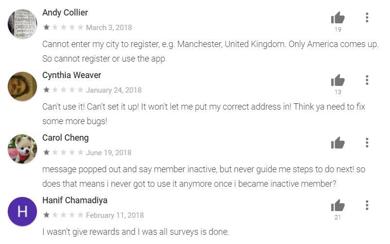 Panel Place App Reviews