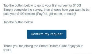 Smart Dollars Club Email