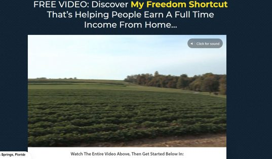 The Freedom Shortcut Scam Review