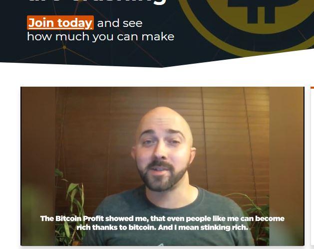 Bitcoin Profit Fake
