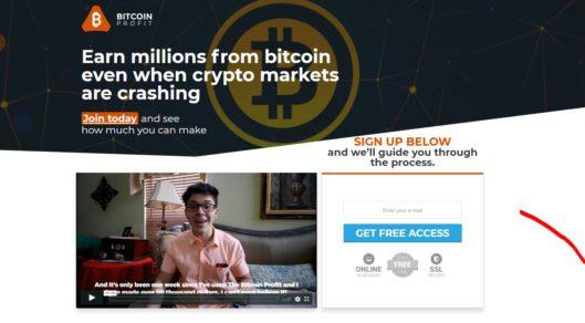 Bitcoin Profit Scam Review