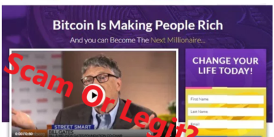Bitcoin Revolution Scam Review