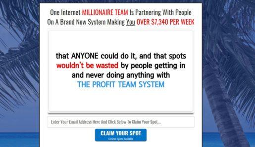 Your Profit Team Scam Review