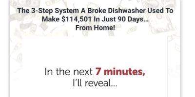 Brokedishwasher.com Scam Review