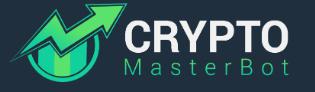 Crypto MasterBot Scam Logo